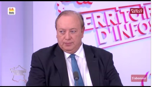 Lille : L'étrange sondage-injonction de Marc-Philippe Daubresse pour obtenir l'investiture des Républicains et plaire à …