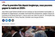 Contre Martine Aubry, Darmanin sinon rien ! L'idée pleine de paradoxes de Jean-René Lecerf