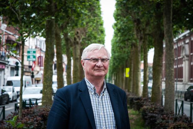 José Evrard, député Les Patriotes de Lens.