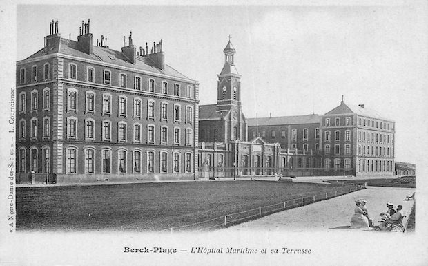 Comment Berck-sur-Mer est devenu la patrie des hôpitaux au XIXème siècle