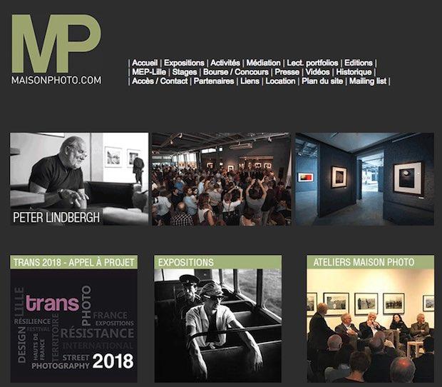 La Maison de la Photo demande à Xavier Bertrand de suspendre l'Institut européen pour la Photographie !
