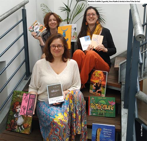 Avec Elea Diffusion et les éditeurs indépendants, le livre au cœur de la vie