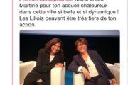 Les dessous des séquences réconciliations de Martine Aubry