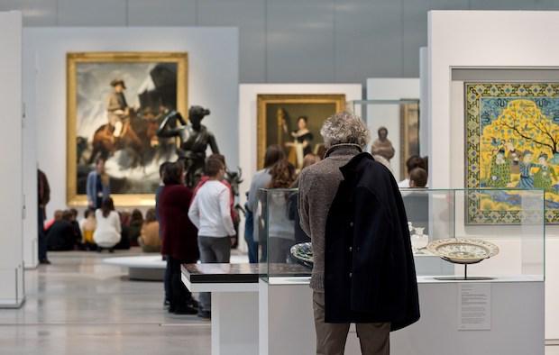 Les chiffres de Louvre-Lens sont-ils bidonnés?