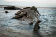 Ce que l'on retrouve encore dans nos sols ou sur nos plages des décennies après les guerres mondiale...