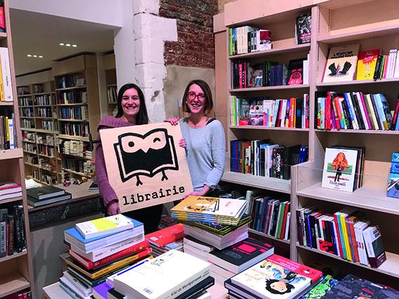 Projet ''Jeunes en Librairie'' des 1ère STMG1 : un auteur au lycée