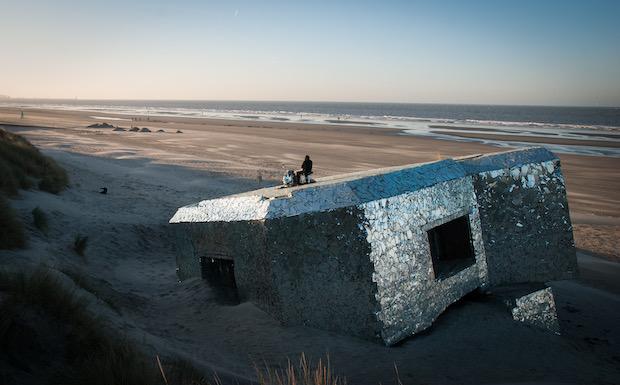 La nouvelle vie de nos bunkers