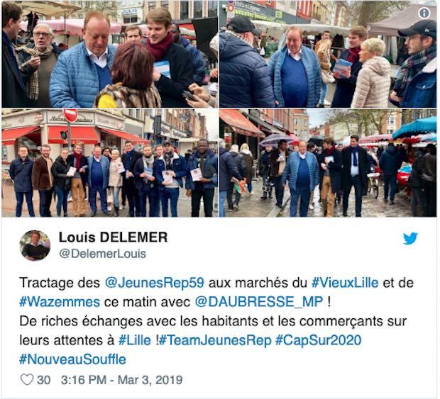 Lille : Marc-Philippe Daubresse bientôt de nouveau candidat dans sa ville natale