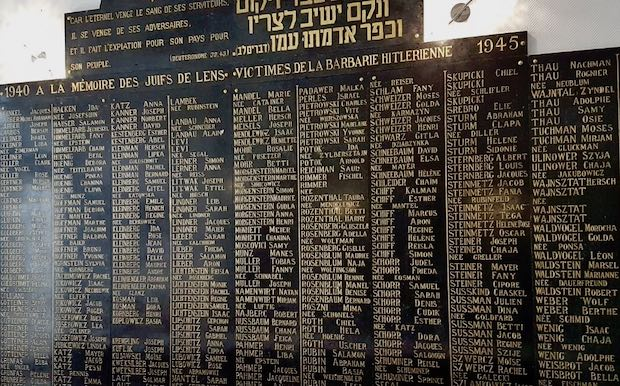 Quand Lens accueillait l'une des plus importantes communautés juives du Nord – Pas-de-Calais