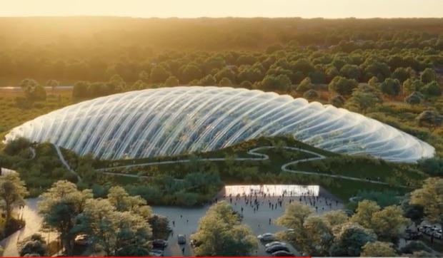 Tropicalia, la plus grande serre du monde à côté de Berck : mais c'est quoi ce projet ?