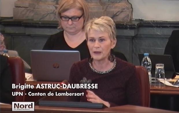 Brigitte Astruc-Daubresse ou l'itinéraire doré d'une enfant chérie de la politique