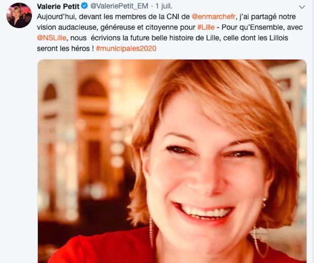 A Lille, LAREM dans l'embarras du choix entre Violette Spillebout et Valérie Petit : 3 scénarios possibles