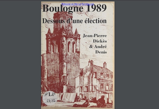 Boulogne 1989, Jean Muselet ou le non-invité surprise
