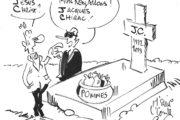 M'sieur l'Comte et la disparition de Jacques Chirac