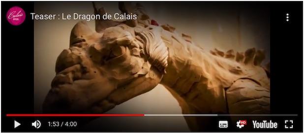 Un dragon pour changer Calais