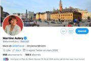 Martine Aubry mijote son entrée en lice