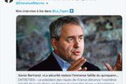 Bertrand-Darmanin : La guerre des deux aura bien lieu