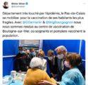 Situation sanitaire dans la région : l'Etat sort l'artillerie lourde... et les rames
