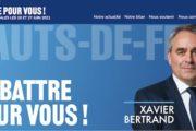 Régionales : Xavier Bertrand sort ses listes et serre les rangs