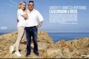 Avec Xavier et Vanessa, Eros s'affiche sur papier glacé pour réchauffer une candidature