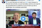 Présidentielle : Daniel Fasquelle, colistier de Xavier Bertrand aux régionales et caillou dans la ch...