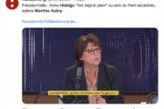 Anne Hidalgo et Martine Aubry, une histoire de famille parfois compliquée