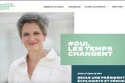 Sandrine Rousseau, candidate des damné.e.s de la terre
