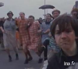 Partenariat INA/DailyNord : le carnaval de Dunkerque à travers les âges télévisés