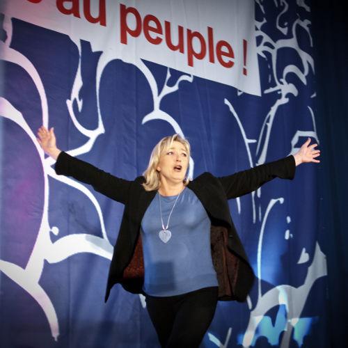 Retour sur le meeting de Marine Le Pen : les dix points à retenir de sa venue à Hénin-Beaumont