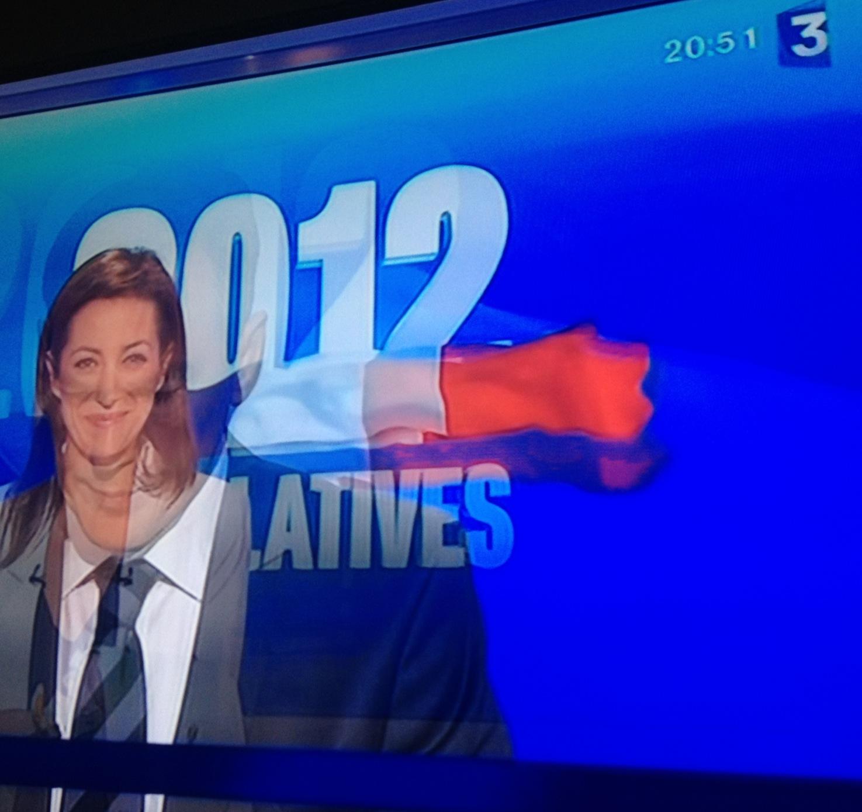 Législatives : on a suivi le second tour à l'ancienne (sur France 3 Nord)