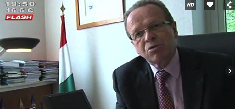 Bernard Pacory ne fait plus partie des effectifs de la CCI