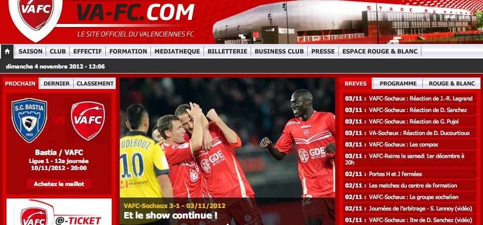 Ligue 1 : le VAFC peut-il tenir la cadence ?