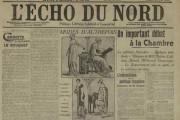 Ça se passait en mars 1914 dans le Nord – Pas-de-Calais