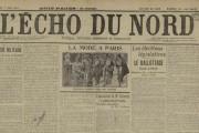 Ça se passait en juillet 1914 dans le Nord – Pas-de-Calais