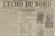 Ça se passait en juin 1914 dans le Nord-Pas-de-Calais