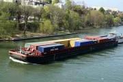 barge-conteneur