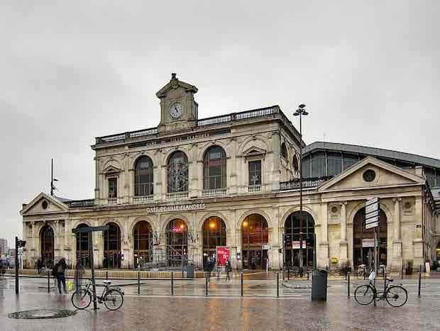 Hotel Lille Place De La Gare