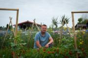 """Portraits de jardiniers : """"On sait ce que l'on ramène et ce que l'on mange"""""""