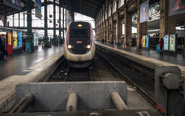 Quand le TGV déraille du Nord-Pas-de-Calais