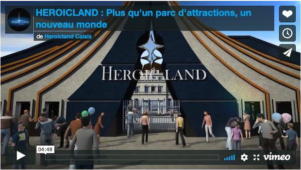 A Calais, l'arlésienne du parc d'attractions avance un peu… à moins d'un an des municipales