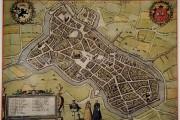 Des cités quasiment rayées de la carte au seizième, l'affermissement d'un paysage régional au dix-huitième