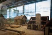À partir du onzième siècle, les villes d'aujourd'hui prennent forme