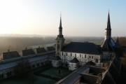 Clovis Normand, le renouveau de la Chartreuse de Neuville