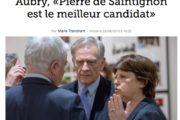 Elections régionales 2015 : l'étude qui révèle pourquoi Martine Aubry a reculé